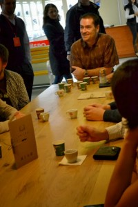 Coffee Master Class at Cafe Dumas